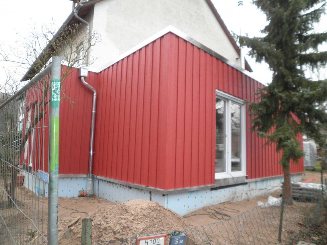 Rahmenbau - Holz - Reger GmbH Dach-, Wand- und Abdichtungstechnik